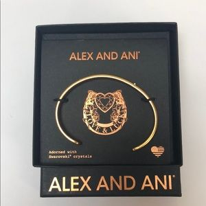 Alex and ani cuff